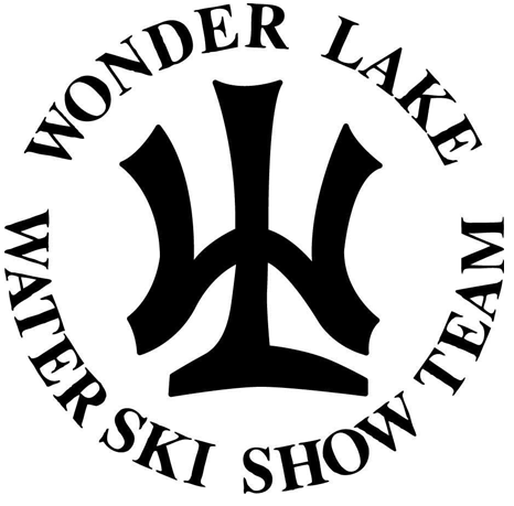The Wonder Lake Water Ski Show Team